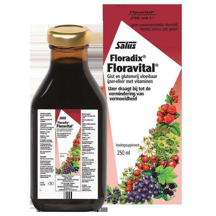 floradix floravital glutenvrij gluten